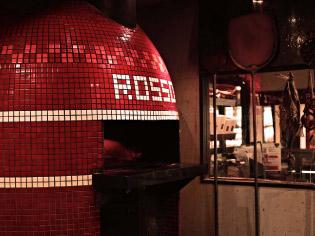 ROSSOの「赤い窯」